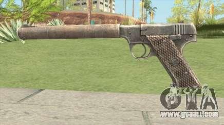 High Standard HDM Pistol for GTA San Andreas