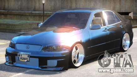 Lexus Anıl Tuning for GTA 4