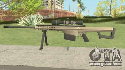 M82A3 HQ for GTA San Andreas