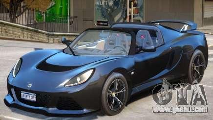 Lotus Exige V1 for GTA 4