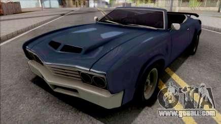 FlatOut Scorpion Cabrio for GTA San Andreas