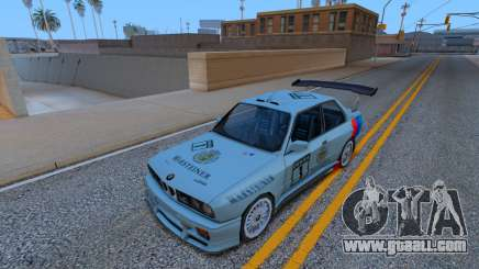 BMW M3 Tuning for GTA San Andreas