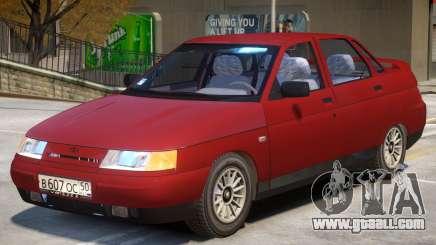 Lada 21103 V1.1 for GTA 4
