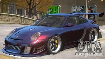 Porsche 997 GT2 V1 for GTA 4
