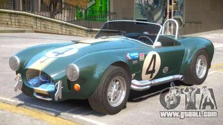 AC Cobra V1 PJ4 for GTA 4