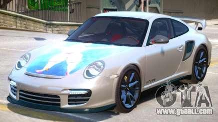 Porsche 911 GT2 PJ1 for GTA 4