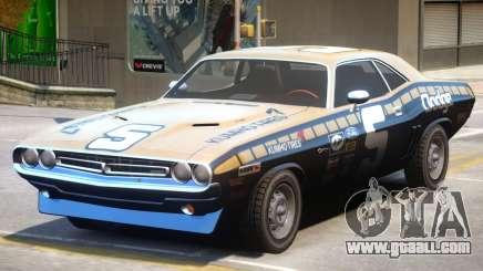 1971 Challenger V1.2 for GTA 4