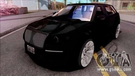 GTA V Enus Huntley S Professional Edit for GTA San Andreas