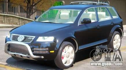 Volkswagen Touareg V1 for GTA 4
