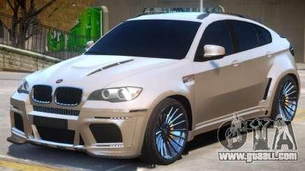 BMW X6 V1 for GTA 4