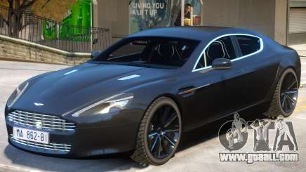 Aston Martin Rapide V1 for GTA 4