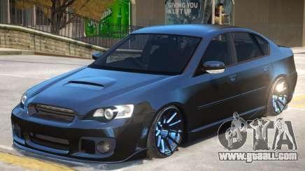 Subaru Legacy GT for GTA 4