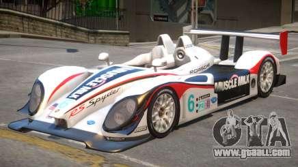 Porsche RS PJ2 for GTA 4
