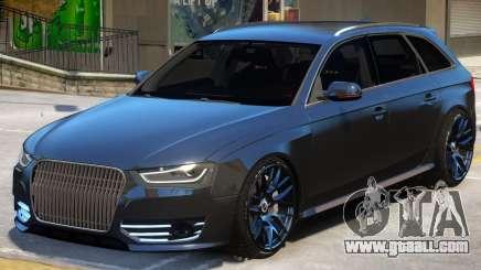 Audi RS4 V1.1 for GTA 4