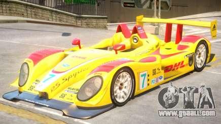 Porsche RS PJ1 for GTA 4