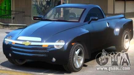Chevrolet SSR V2 for GTA 4