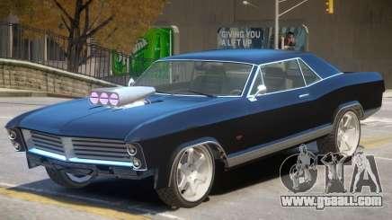 Albany Buccaneer V2 for GTA 4