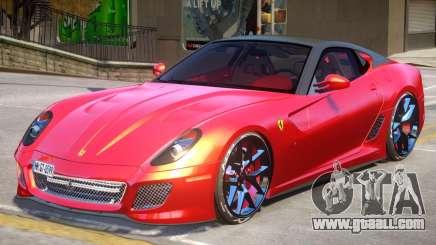 Ferrari 599 V2 for GTA 4