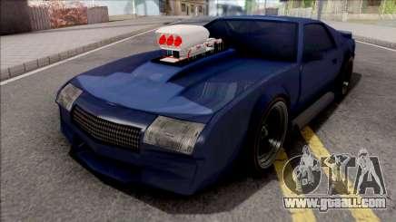 FlatOut Splitter Custom for GTA San Andreas