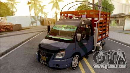 GAZ 3302 Colombiano for GTA San Andreas