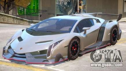 Lamborghini Veneno V2 for GTA 4