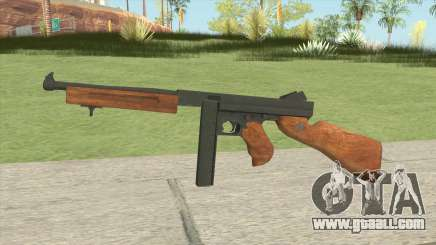 Thompson M1A1 (Day Of Infamy) for GTA San Andreas