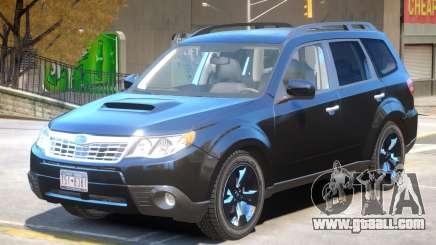 Subaru Forester for GTA 4