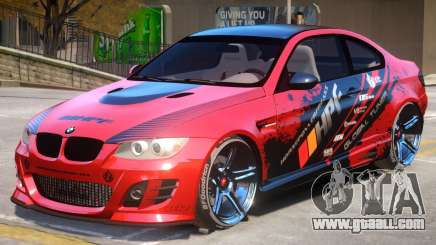 BMW M3 V1 PJ1 for GTA 4