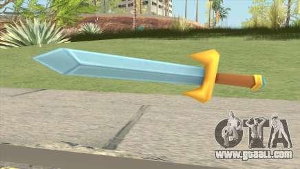 Schezo Wegey Katana for GTA San Andreas