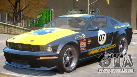 Shelby Mustang V1 for GTA 4