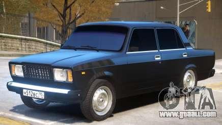 VAZ 2107 V1 for GTA 4
