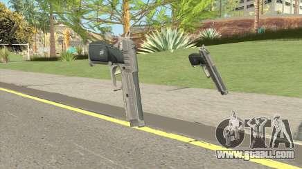 Hawk And Little Pistol GTA V Black (Old Gen) V1 for GTA San Andreas