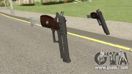 Hawk And Little Pistol GTA V Black (New Gen) V2 for GTA San Andreas