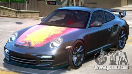 Porsche 911 GT2 PJ2 for GTA 4