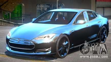 Tesla Model S V1.2 for GTA 4