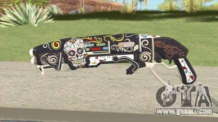 Shotgun (Gears Of War 4) for GTA San Andreas