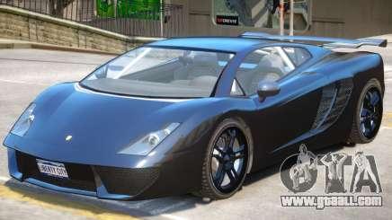 Pegassi Vacca V2 for GTA 4