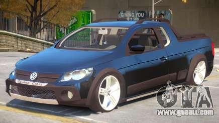 Volkswagen Saveiro V1 for GTA 4