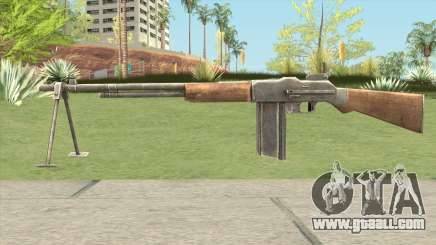 BAR M1918 Basic for GTA San Andreas