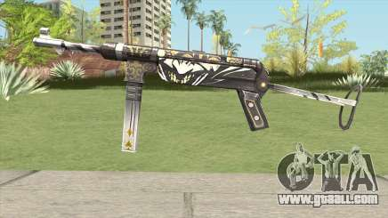 MP-40 (Sneaky Clown) for GTA San Andreas