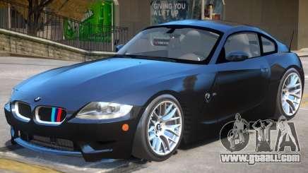 BMW Z4 V1.1 for GTA 4