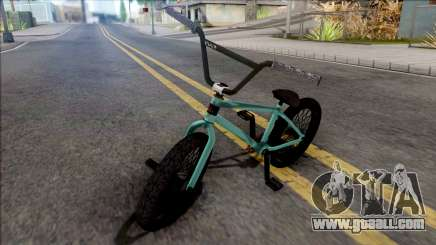 BMX T4gang for GTA San Andreas