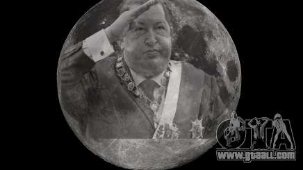 Luna HD Hugo Chavez Venezuela for GTA San Andreas