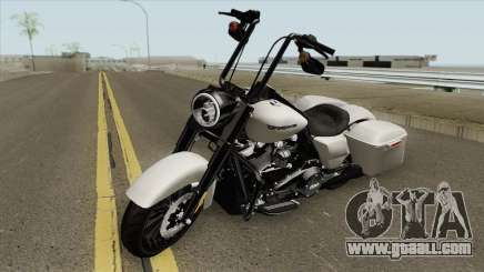 Harley-Davidson FLHRXS - Road King Special 2019 for GTA San Andreas