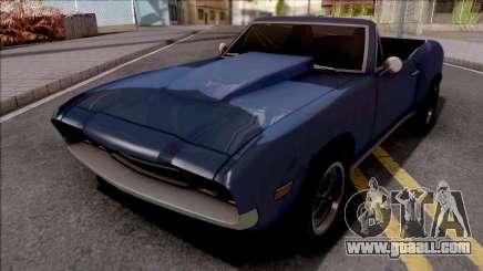 FlatOut Speedshifter Cabrio for GTA San Andreas