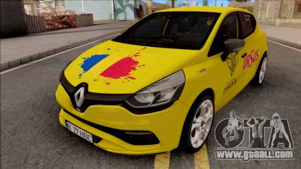 Renault Clio RS 2015 Trophy Edition for GTA San Andreas