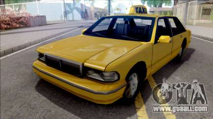 Taxi Cutscene for GTA San Andreas