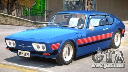 Volkswagen SP2 V1.1 for GTA 4