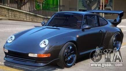 Porsche 993 GT2 V1 for GTA 4