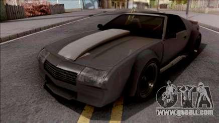 FlatOut Splitter Cabrio Custom for GTA San Andreas